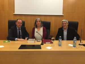 Mesa redonda sobre el Acuerdo de Paris, con Xavier Lavandeira y María Garcia