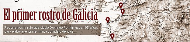 El primer rostro de Galicia