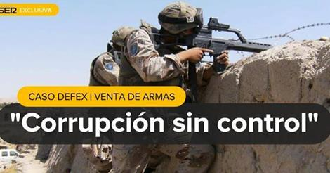 Armas Defex venta de armas