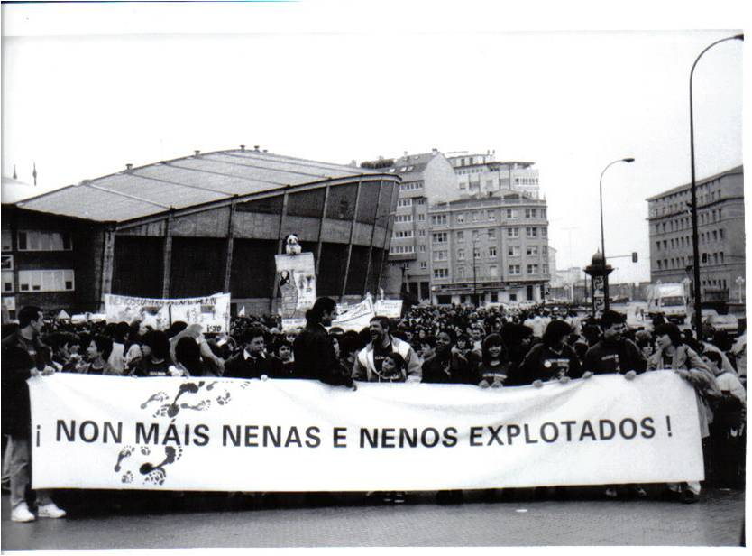 Marcha A Coruña