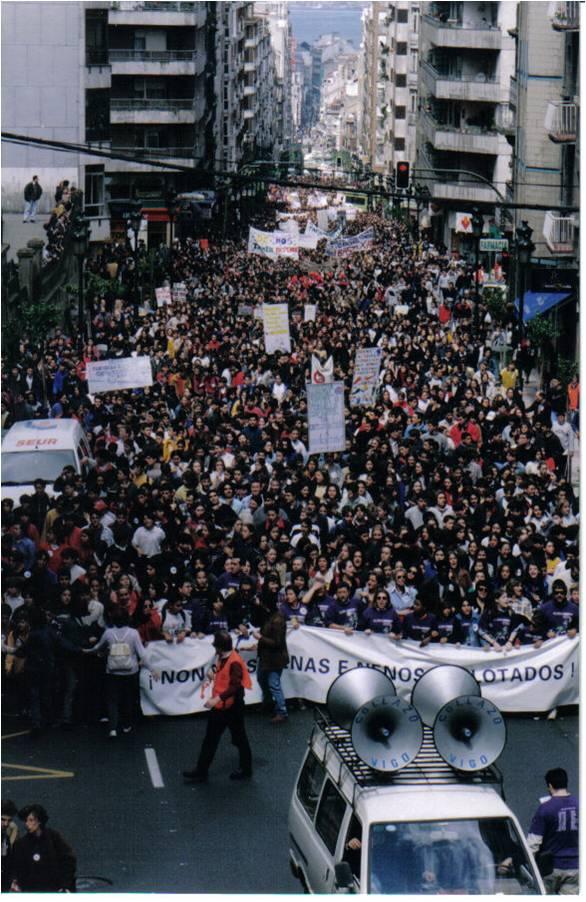 Marcha Vigo