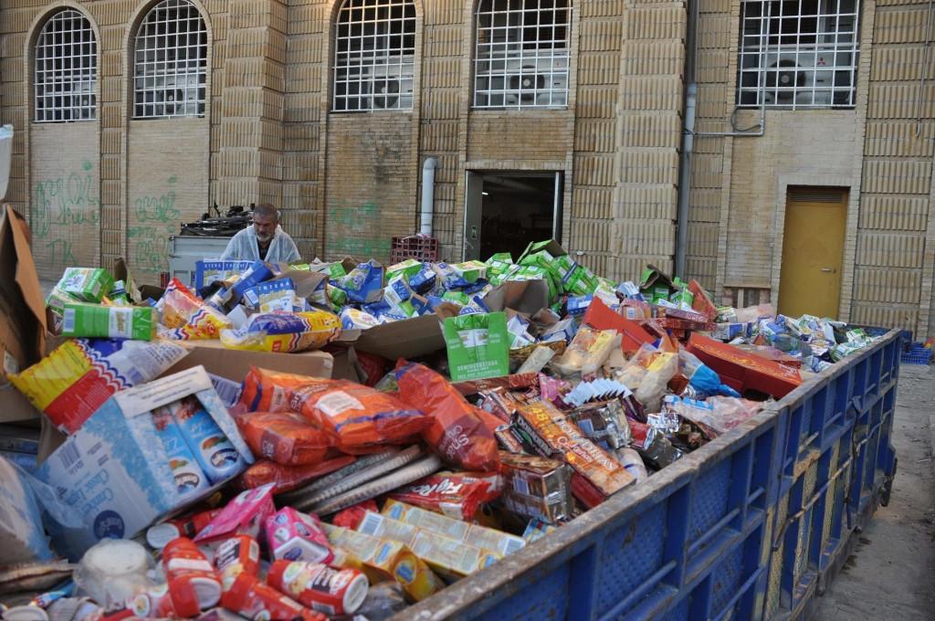 Pobreza,exclusión, Andalucía, EAPN,desperdicio,hambre
