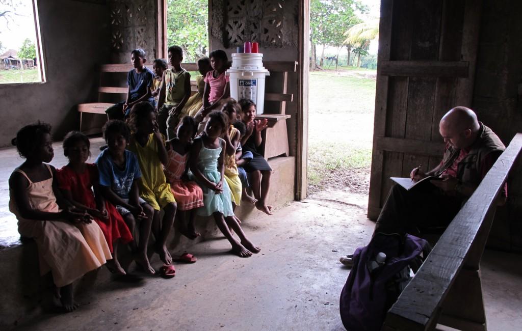 Nicaragua pobreza comic
