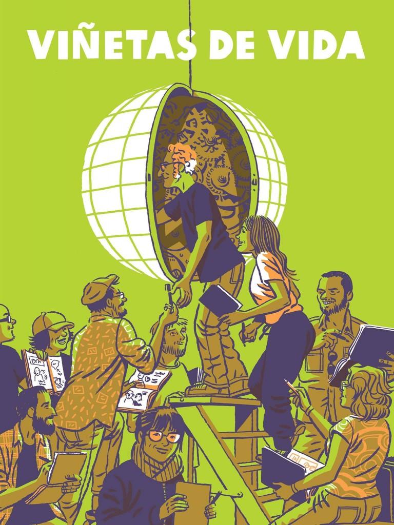 Comic Viñetas de vida Pobreza Desigualdad