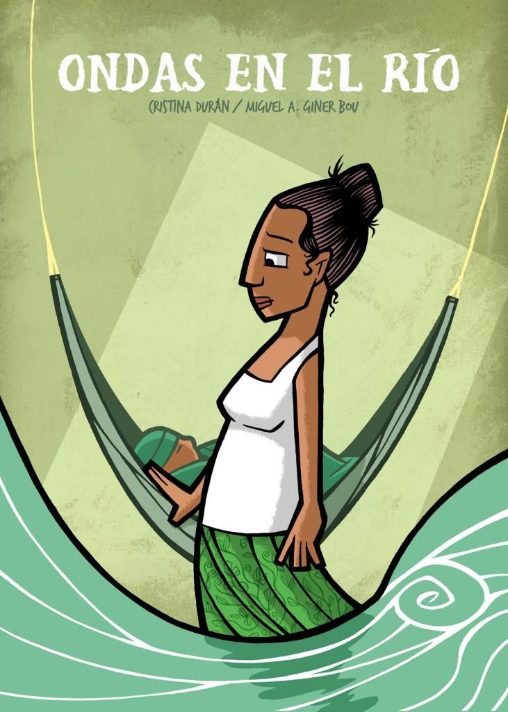 Comic portada Nicaragua Cooperación Intermon