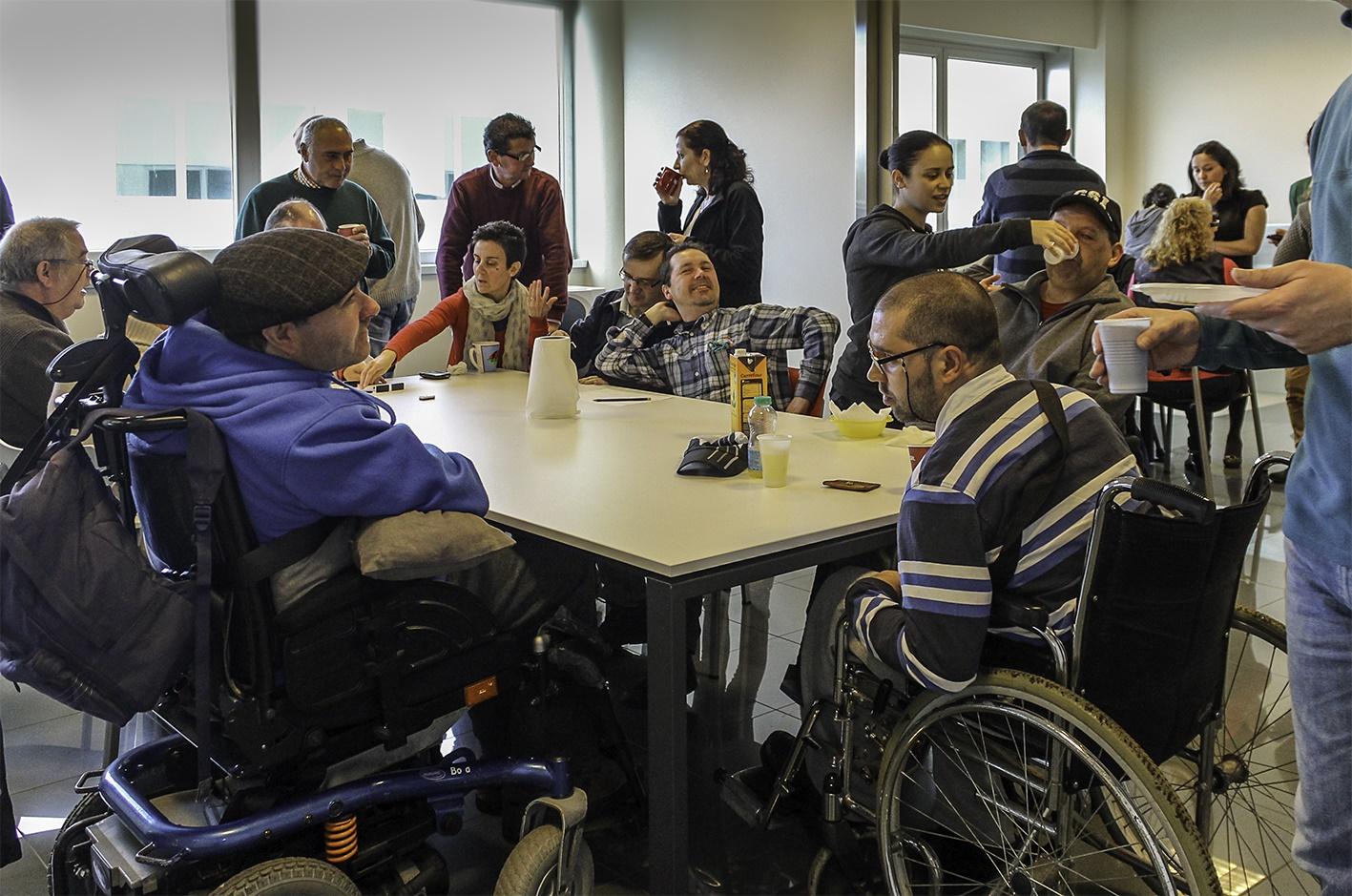 Discapacidad Daño Cerebral reunion