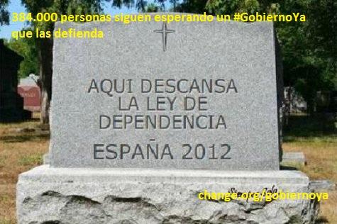 Gobierno Ya Dependencia RIP