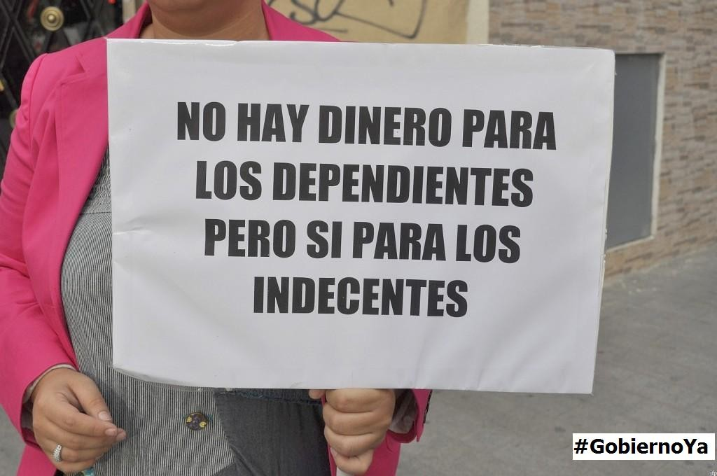 GobiernoYa Dependencia Indecentes