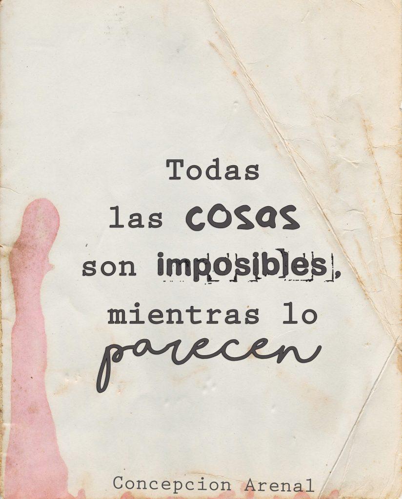 Todas las cosas son imposibles