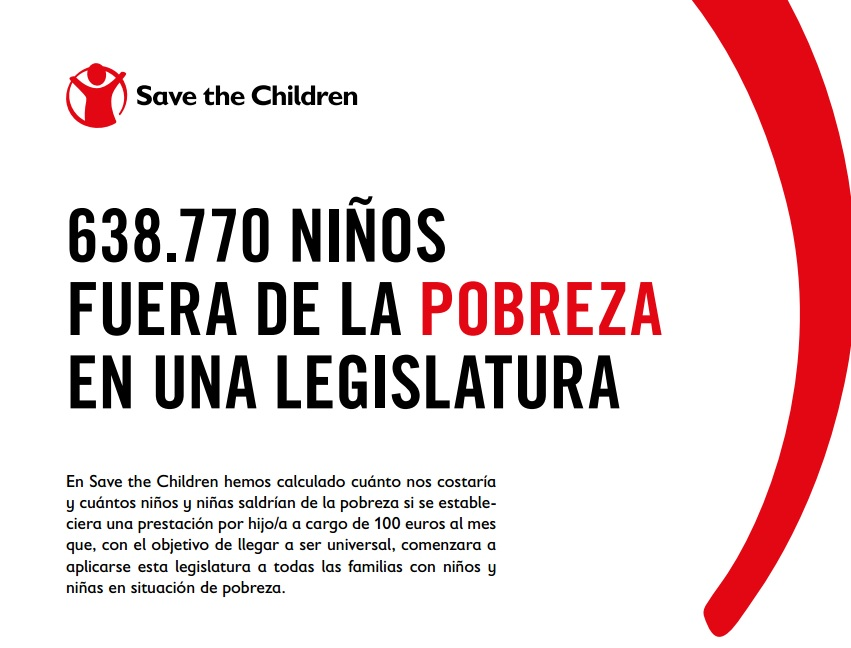 Pobreza infantil 638770 menos Save the Children