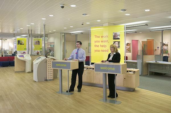 Jobcentre Plus (Servizo público de emprego UK)