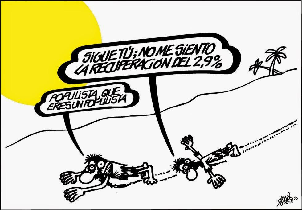 Pobreza populismo