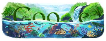 Logo del Día de la Tierra