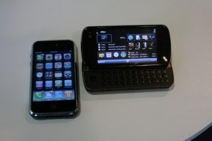 N97 e iPhone