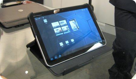 Motorola Xoom a la venta el 27 de marzo