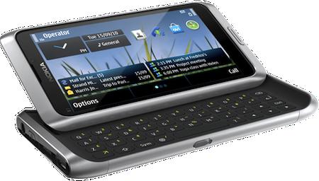 Nokia E7 a la venta en España
