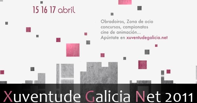 Xuventude Galicia Net - Lan Party - Galicia