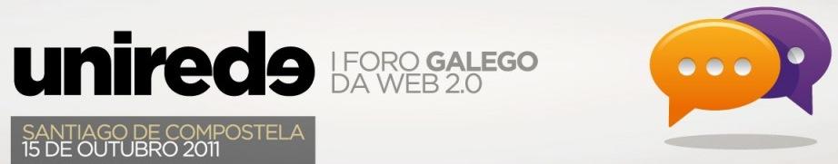 UNIREDE. Foro Galego da web 2.0