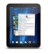 HP Touchpad blanca