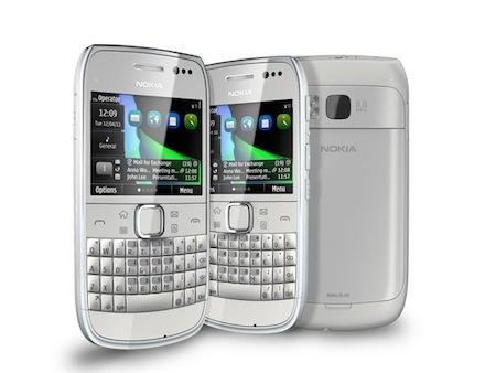 Nokia E6. El nuevo móvil profesional de Nokia