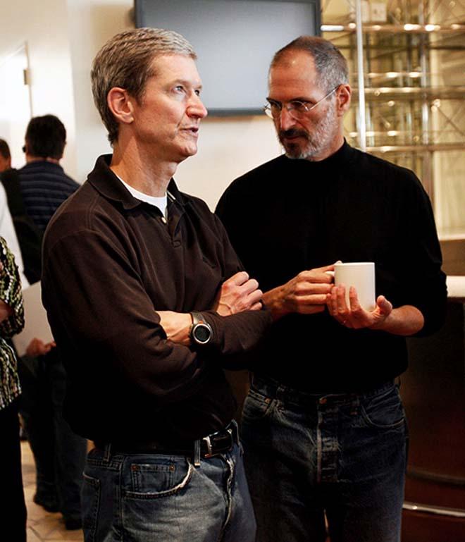 Tim Cook, nuevo Consejero Delegado de Apple