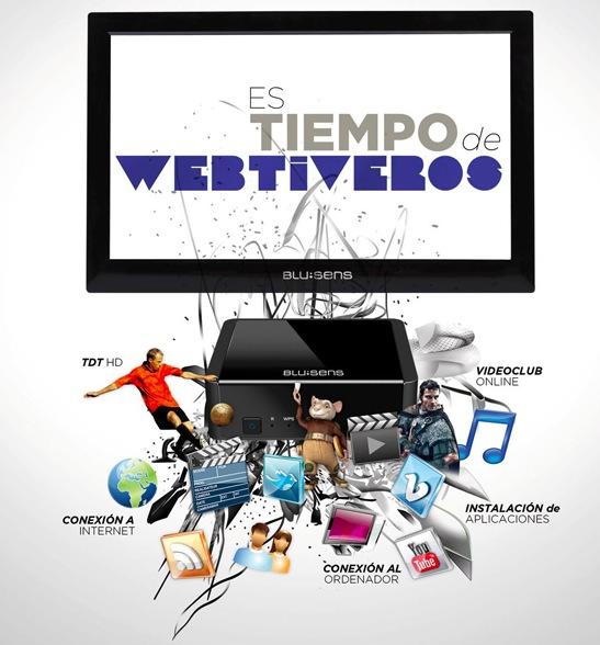 Web:TV. Es tiempo de webtiveros