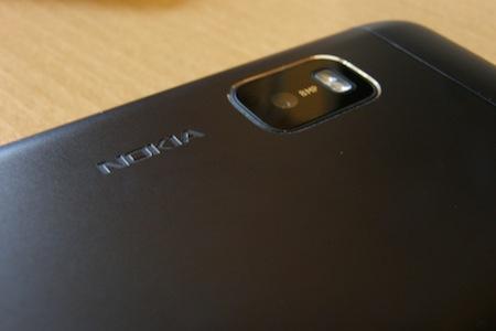 Nokia E7. Cámara de 8 Mpx