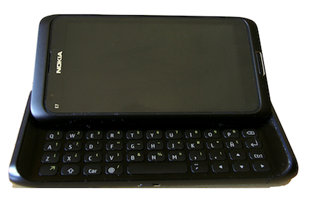 Nokia E7. El Smartphone más profesional de Nokia