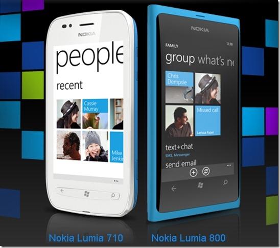 Lumia 710 800