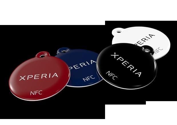 Etiquetas-Sony-NFC