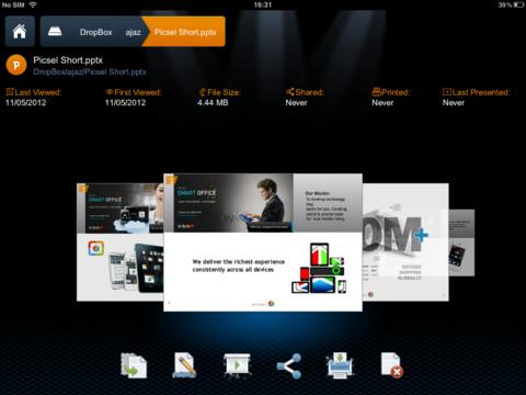 Smart Office 2 iPad