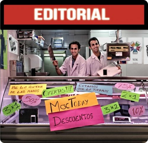Autores de Mactoday en la carnicería