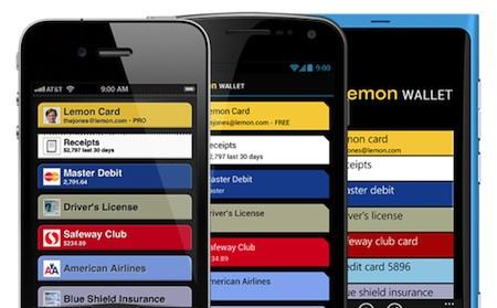 Lemon Wallet. Olvida tarjetas y controla gastos