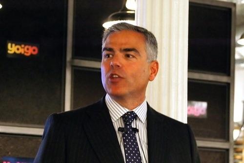 Eduardo Taulet - CEO de Yoigo