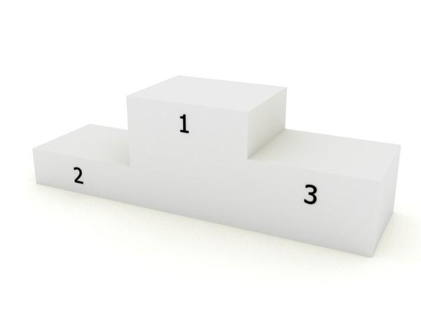 Podium plataformas