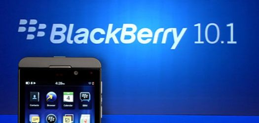 Blackberry 10.1 ya disponible oficialmente para las Blackberry Z10