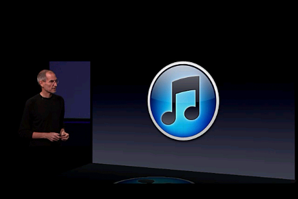 Jobs iTunes
