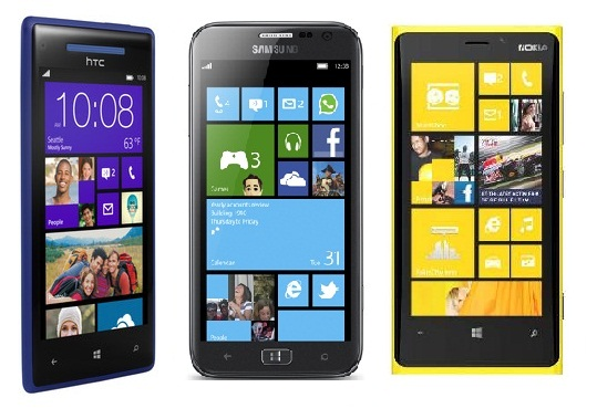 Tres ofertas interesantes con Windows Phone 8
