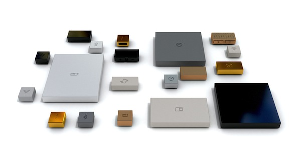 PhoneBloks-Componentes