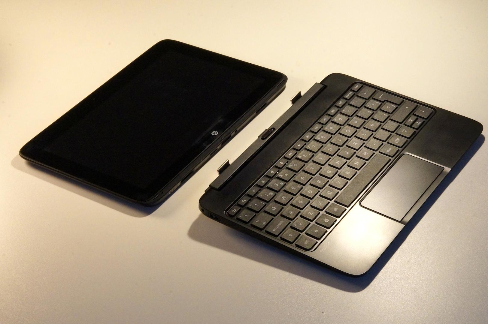 HP SlateBook X2 - Separados