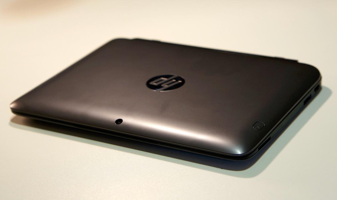 HP SlateBook X2 - Vista general