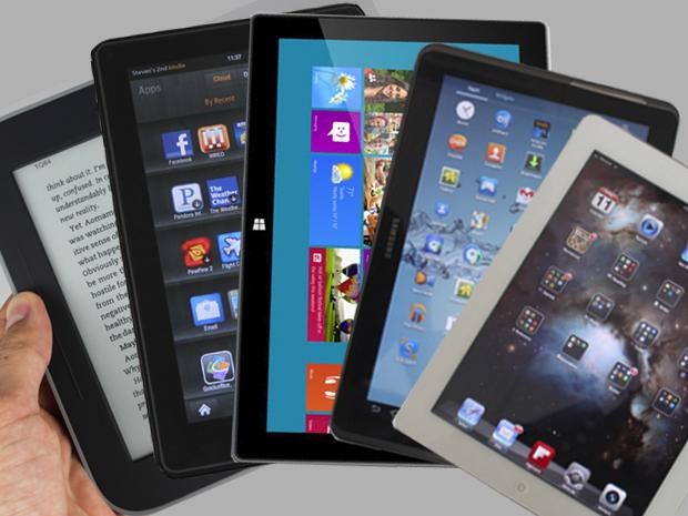 Nexus Surface iPad Kindle Fire